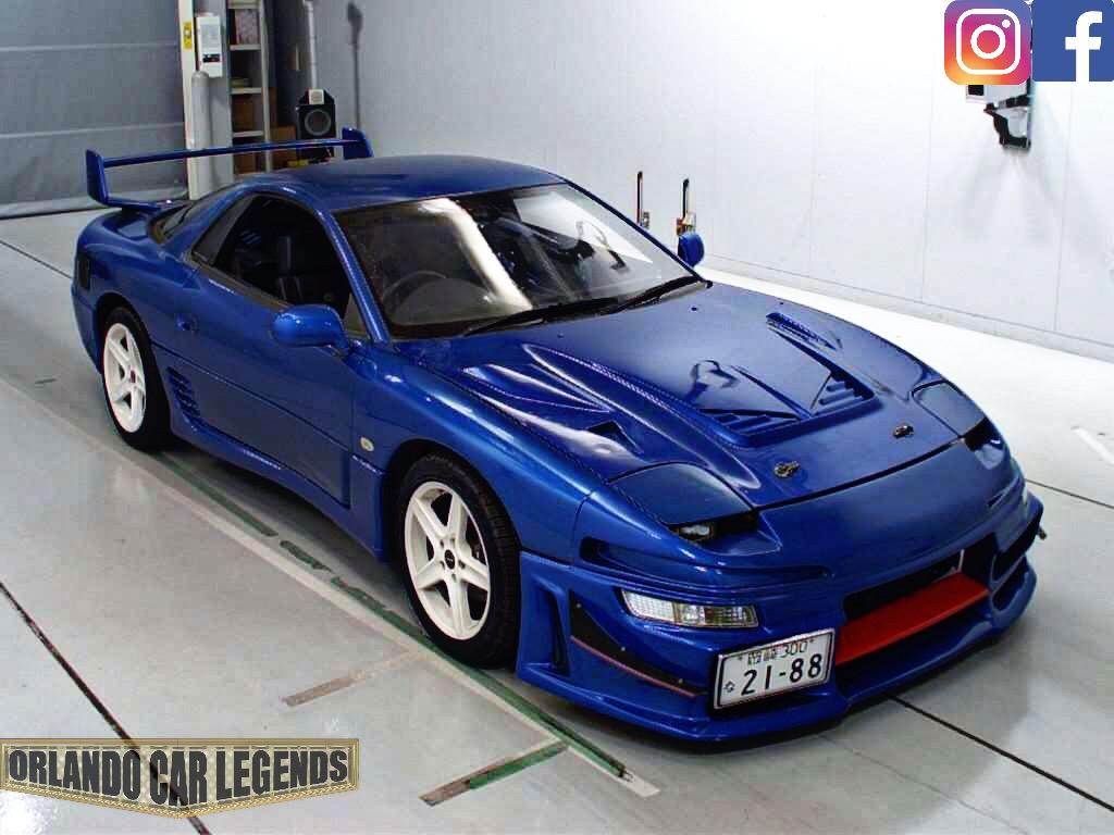 1991 Mitsubishi Gto 4wd Orlando Car Legends